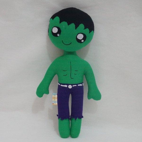 boneco hulk herói