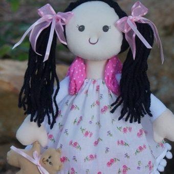Boneca Nicole fro