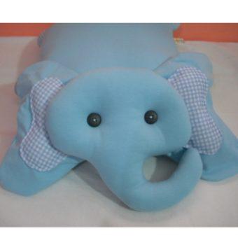 Elefante azul xadrez l
