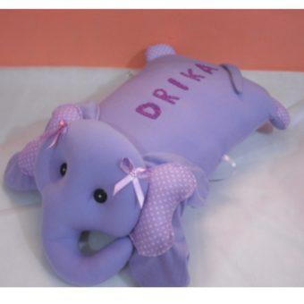 Elefante lilás nome