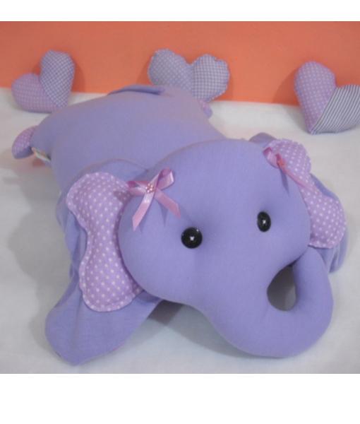 Elefante lilás