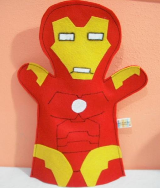 Fantoche Homem de Ferro