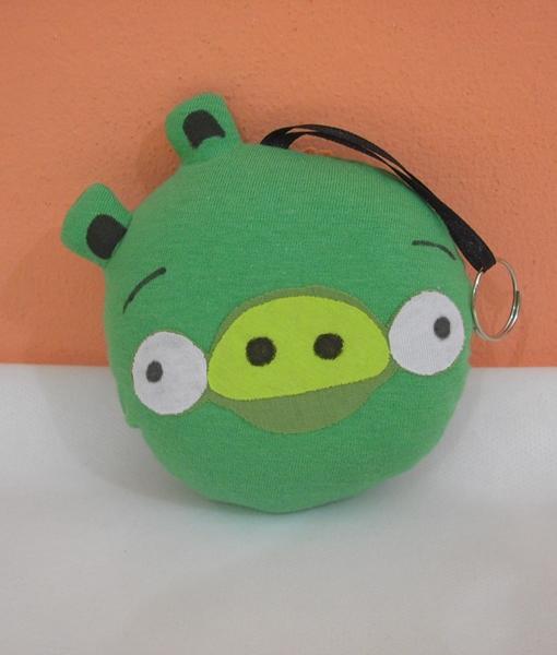 Green Pig chav