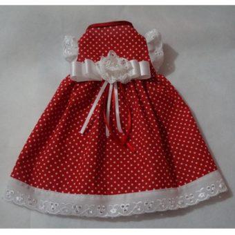 boneca vestido