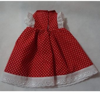 boneca vestido c