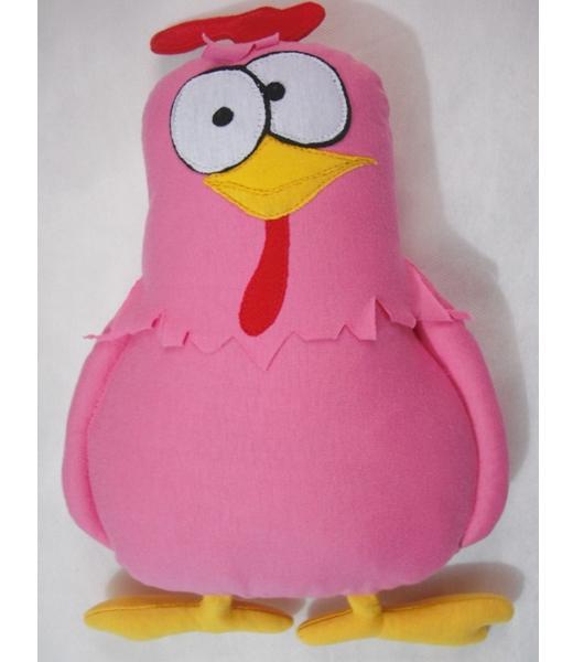 galinha pintadinha amiga rosa