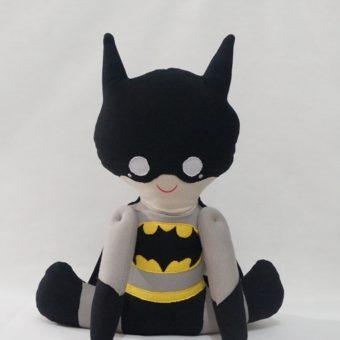 heróis nicho batman