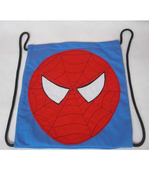 sacola homem aranha