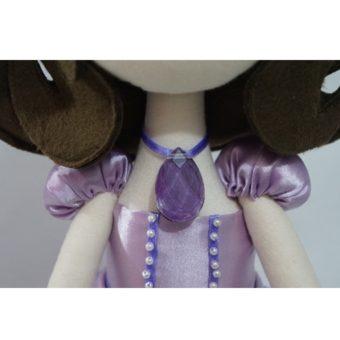 sofia boneca colar