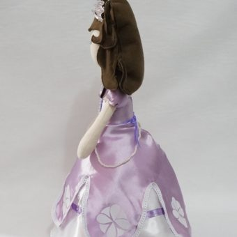 sofia boneca la