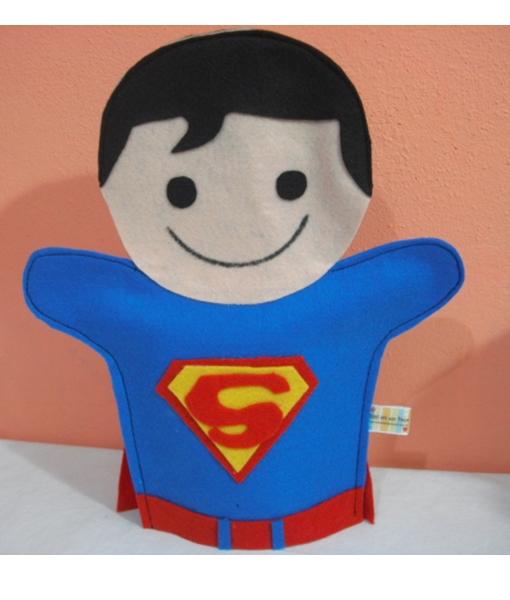 super homem fantoche