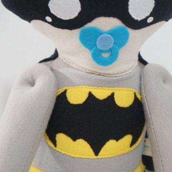 Batman Chupeta
