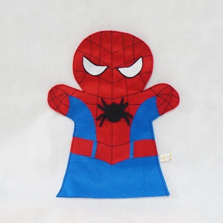 Homem Aranha fantoche
