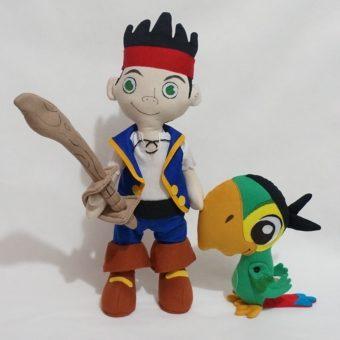 Jake e Skully
