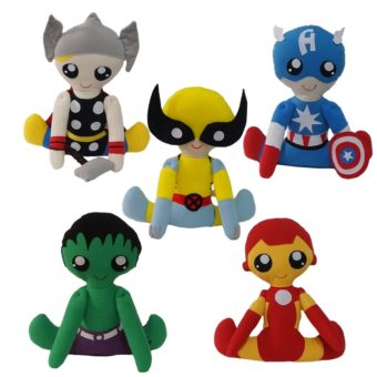 Marvel Kids heroi