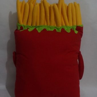 Batata Frita Trach Pack costas