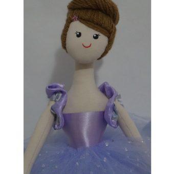 Boneca Bailarina Janine fren