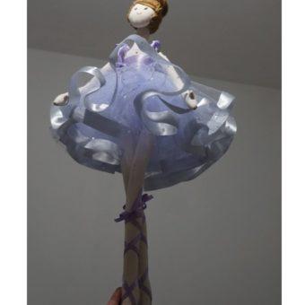 Boneca Bailarina Janine ilu