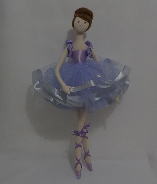Boneca Bailarina Janine