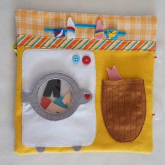 Livro Pedagógico 12 page lavanderia de