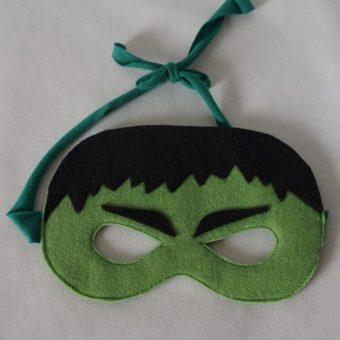 Mascara Hulk