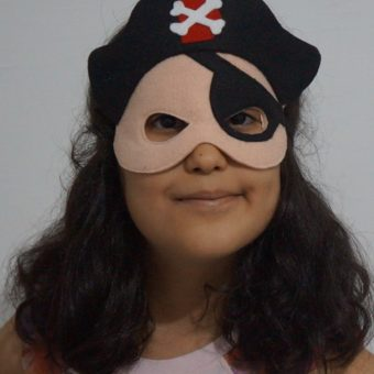 Mascara Pirata Ela
