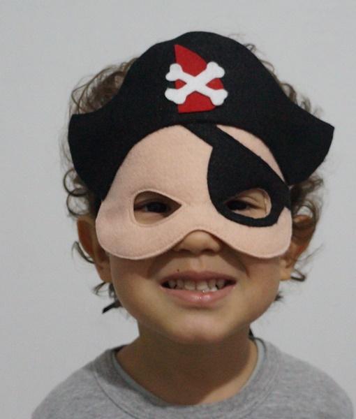 Mascara Pirata Ele