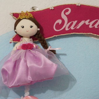 porta maternidade princesa sara