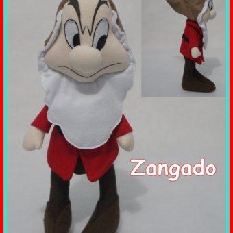 Anão Zangado
