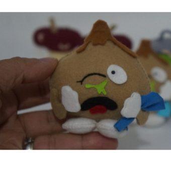 Miniatura Cebola Ardida trash pack