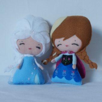 Elsa Ana frozen 1