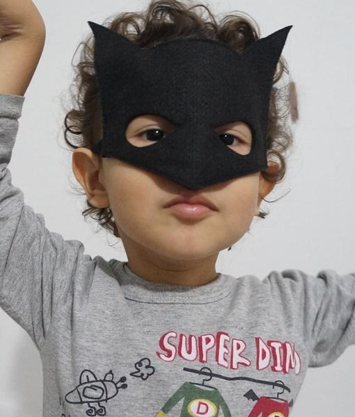 Mascara Batman ele
