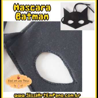 Mascara Batman n